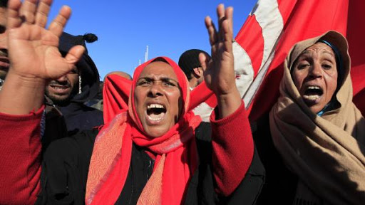 Tunisia: Protesters Heap Pressure on Ghannouchi to Quit