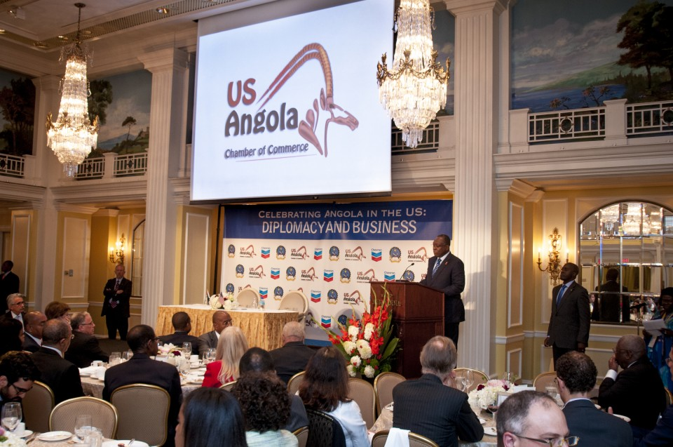 Celebrating Angola in the US: Diplomacy and Business